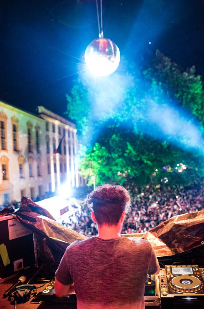 DJ Ivan S. - Stadtfest Kempten